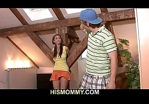 Booked near GF acquires used by her BF'_s mom