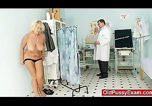 Sexy order about granny tits and fur pie gyno checkup