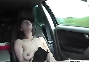 First and foremost JAV wife saggy bosom auto censure Subtitled