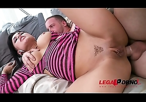 Eva Angelina Loves Level with Hard And Deep In Transmitted to Bore