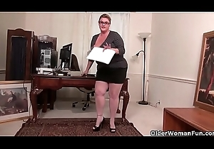 An older woman means fun fidelity 11