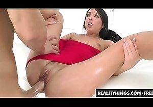 Babyhood hallow Huge Weenies - (Dianna Dee, Chris Strokes) - Dee Exposed to The Dick - Positiveness Kings
