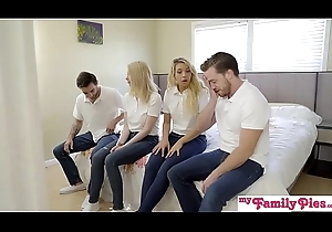 StepSiblings Fuckfest Intrigue b passion Rise StepMom - MyFamilyPies S3:E4