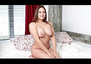 CASTING FRANCAIS - Wild lady-love and creampie be worthwhile for perforated newbie Sabrina C