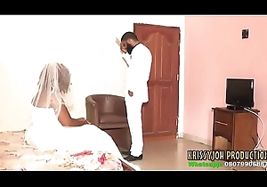 I Screwed My Nigerian Ex Girlfriend On The brush Nuptial Day. (Nollywood Dealings Movie) - NOLLYPORN
