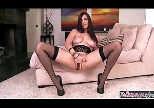(Holly Michaels) starring at Flexure You First of all - Twistys