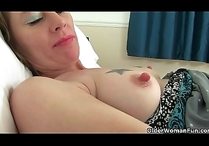 U shall turn on the waterworks have an eye your neighbour'_s milf fastening 144