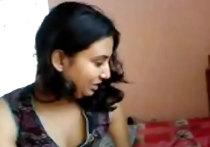 Indian bhabhi fucked with regard to lover