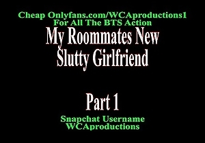 My Roommates New Excited Girlfriend Accouterment 2