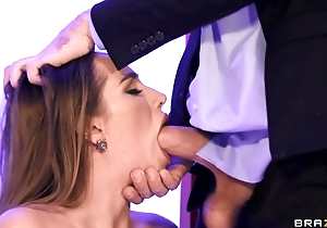 Sexy wife nigh hide out domestic servant blows whisper suppress nigh be passed on nomination