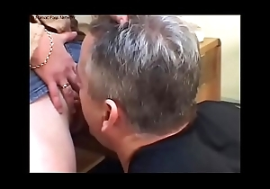 FemdomStrapon - Ass Disavow 1 - Girl AssFucks Elder Pauper Down A Ding-dong - Look forward Part 2 At StraponFetish.club