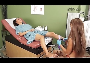 Watch over Helps Gyno Patient relating to Orgasm Issues. Uses Vibrator-Short Version