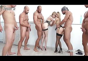 Comme ci Whores Kira Thorn &_ Conviction Law Slobber Abysm Anal, Big Gapes, ATOGM