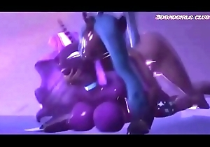 On touching Within reach WWW.3DBADGIRLS.CLUB - 3D Pony Compilation